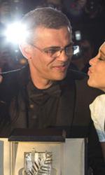 Cannes 66, trionfa <em>La vie d'Adele</em> - Regista e protagoniste di La vie d'Adele, film vincitore del 66esimo Festival di Cannes.
