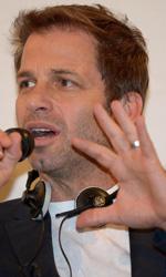 La politica degli autori: Zack Snyder - In foto Zack Snyder, al festival di Taormina per presentare L'uomo d'acciaio.
