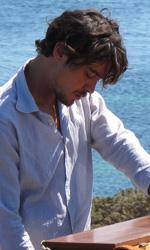 Una piccola impresa meridionale, le immagini - In foto Riccardo Scamarcio in una scena di Una piccola impresa meridionale.