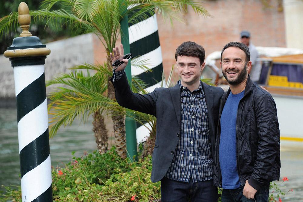 In foto Daniel Radcliffe (32 anni) Dall'articolo: Venezia 70, il giorno di Terry Gilliam.