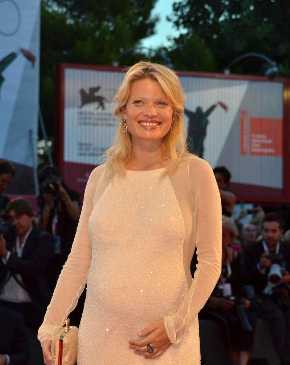 In foto Mélanie Thierry (39 anni) Dall'articolo: Venezia 70, cresce l'attesa per Scarlett Johansson.