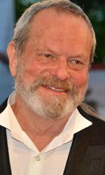 In foto Terry Gilliam (80 anni) Dall'articolo: Venezia 70, cresce l'attesa per Scarlett Johansson.