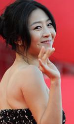 Venezia 70, l'Italia secondo Amelio - Lee Eun-woo sul red carpet di Moebius.
