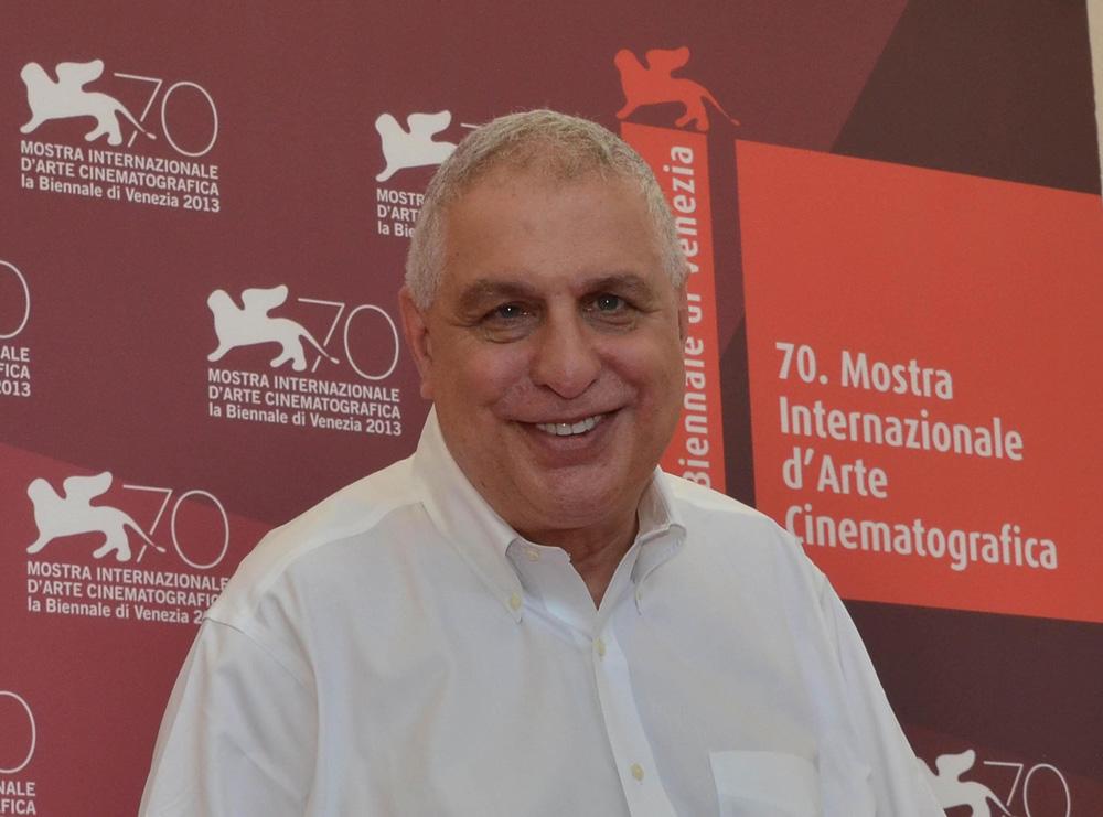 In foto Errol Morris (73 anni) Dall'articolo: Venezia 70, ecco Rosi e il suo Sacro GRA.