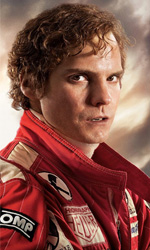 Il cinema in movimento - In foto i due protagonisti del film Rush: