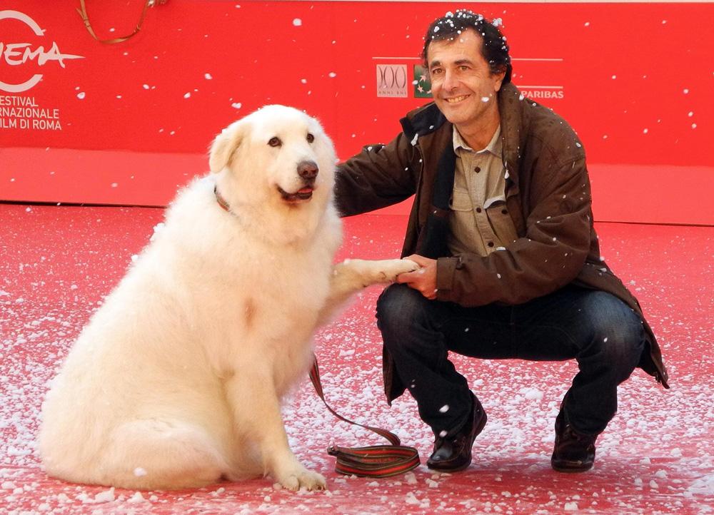 In foto Nicolas Vanier (59 anni) Dall'articolo: Festival di Roma 2013, oggi in concorso Spike Jonze.