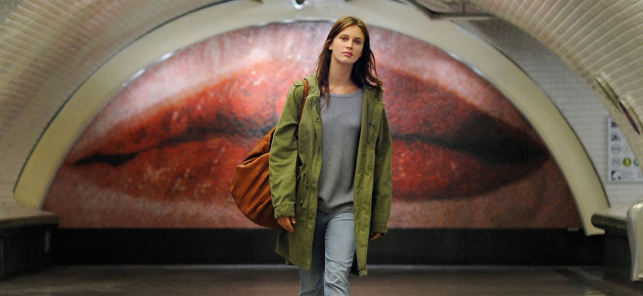 In foto Marine Vacth (28 anni) Dall'articolo: Ritratto di adolescente per macchina da presa.