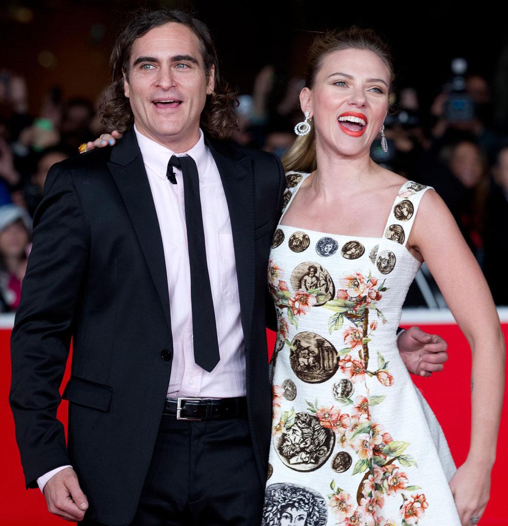In foto Joaquin Phoenix (45 anni) Dall'articolo: Festival di Roma 2013, oggi è di scena il dramma.