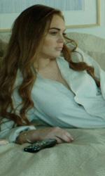 Il cinema in movimento - In foto Lindsay Lohan in una scena del film The Canyons di Paul Schrader.