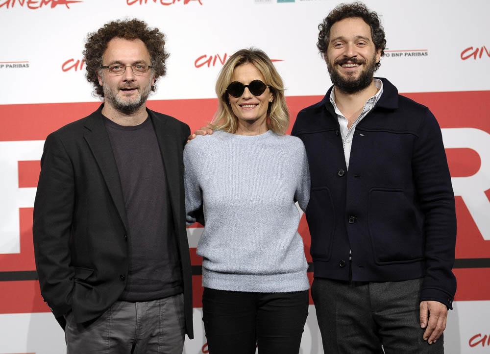 In foto Antonio Morabito Dall'articolo: Festival di Roma 2013, in concorso l'italiano Locatelli.