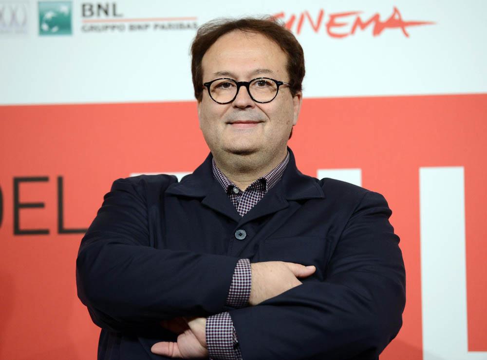 In foto Carlo Carlei (61 anni) Dall'articolo: Festival di Roma 2013, in concorso l'italiano Locatelli.
