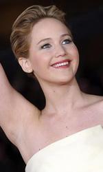 Festival di Roma 2013, Fasulo ultimo italiano in concorso - Jennifer Lawrence, protagonista di Hunger Games - La ragazza di fuoco.