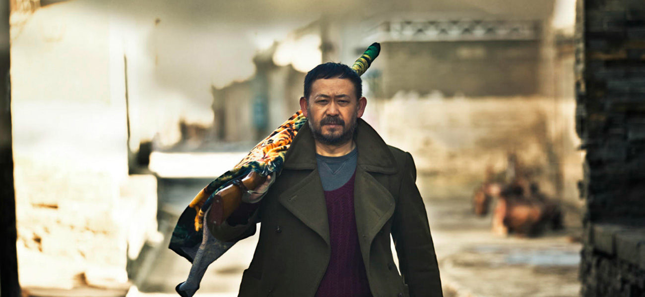 In foto una scena del film Il tocco del peccato di Jia Zhang-Ke -  Dall'articolo: Tutte le ragioni della violenza.