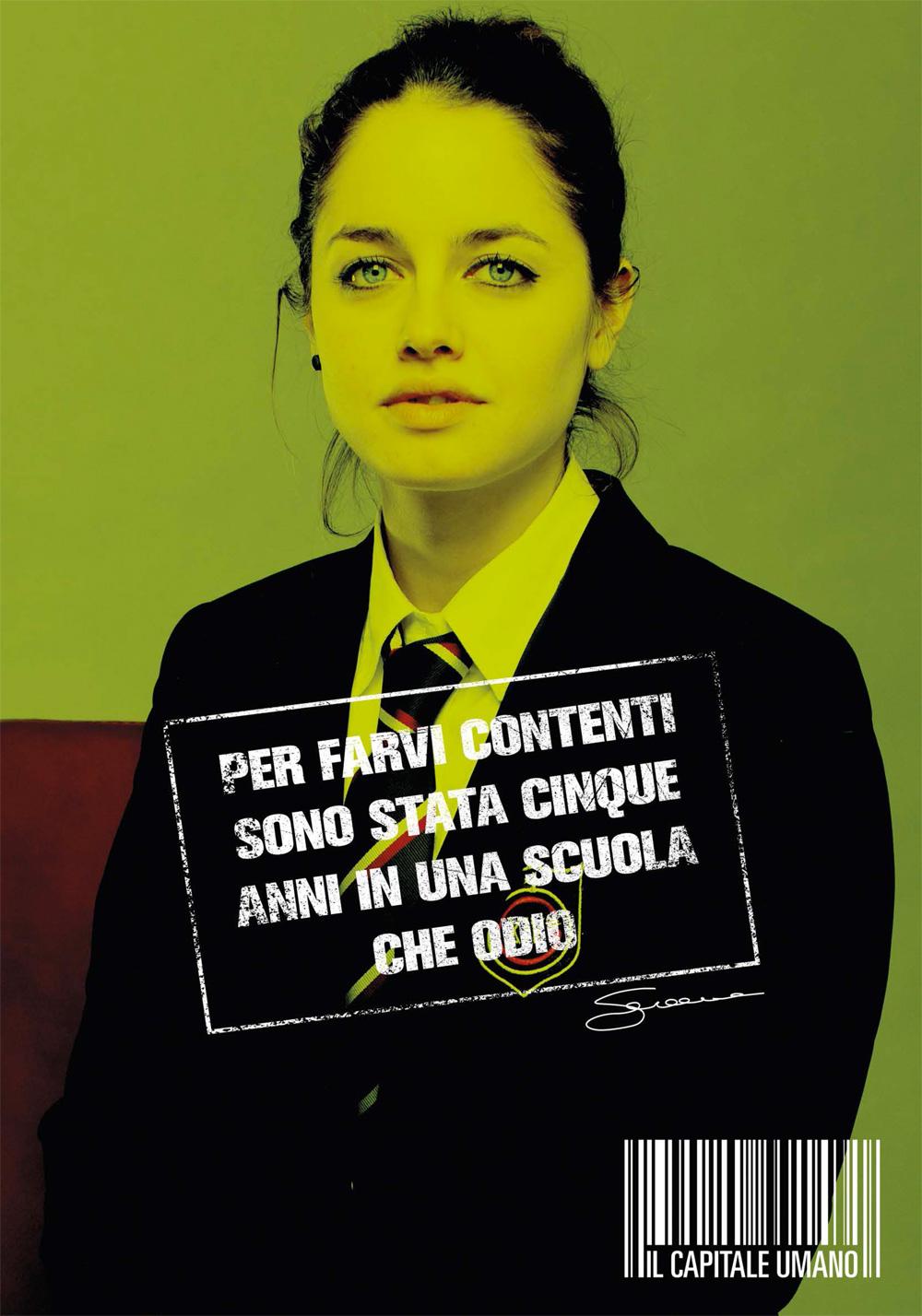 Il capitale umano (2014)