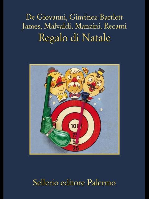 Libri regalo di natale in giallo for Libri regalo
