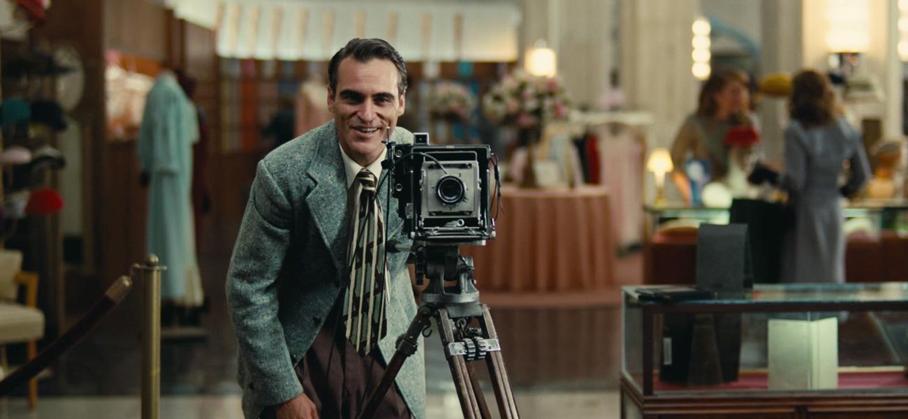 In foto Joaquin Phoenix (46 anni) Dall'articolo: Due personaggi senza storia.