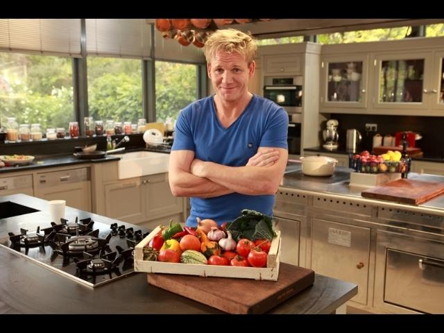 Tv a scuola di cucina con gordon ramsay - A tavola con gordon ramsay ...
