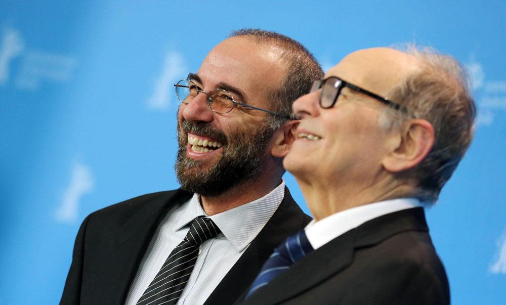 In foto Giuseppe Tornatore (64 anni) Dall'articolo: Berlinale 2013, il giorno di Danis Tanovic tra storia e filosofia.