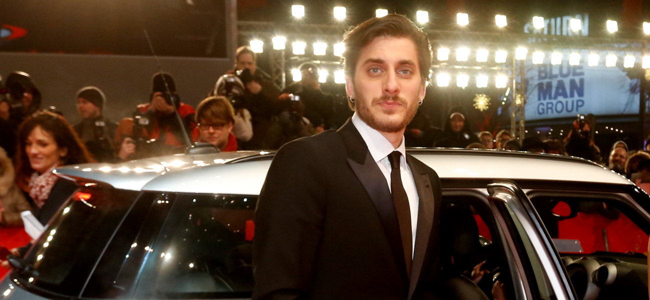 Luca Marinelli, Shooting Star alla Berlinale