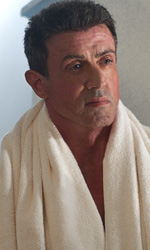 È ancora tempo di eroi - In foto Sylvester Stallone in una scena del film Jimmy Bobo - Bullet To the Head  di Walter Hill.