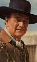 ONDA&FUORIONDA - In foto John Wayne.