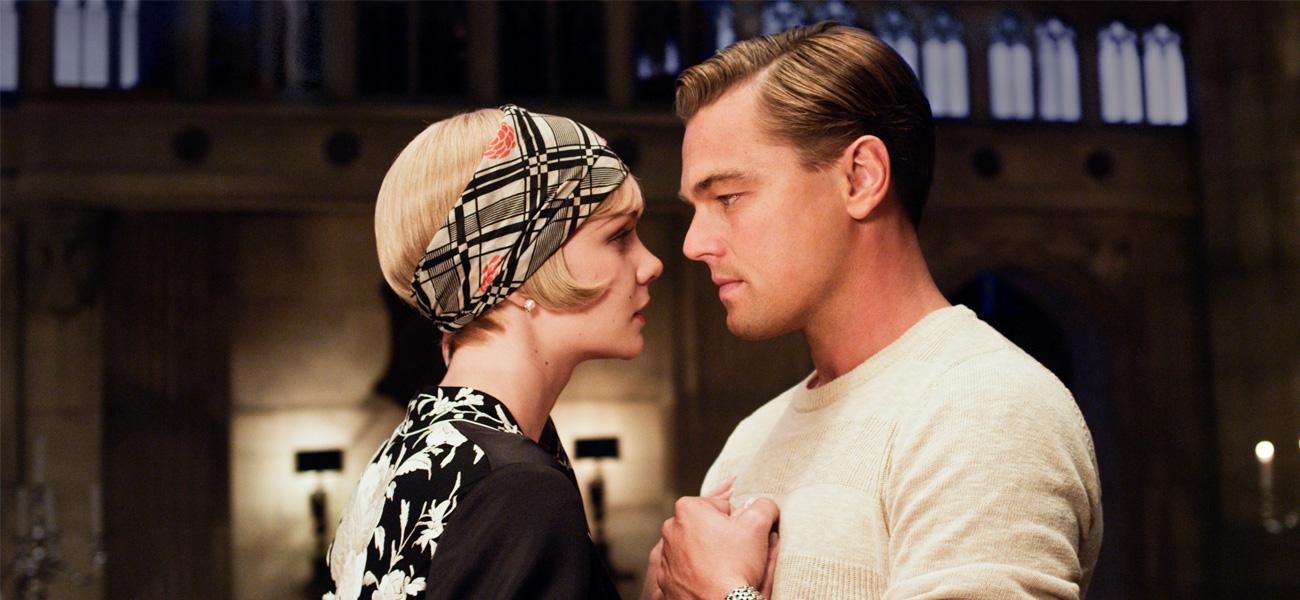 In foto una scema del film Il Grande Gatsby. -  Dall'articolo: Aspettando, diffidando, <em>Il Grande Gatsby</em>.