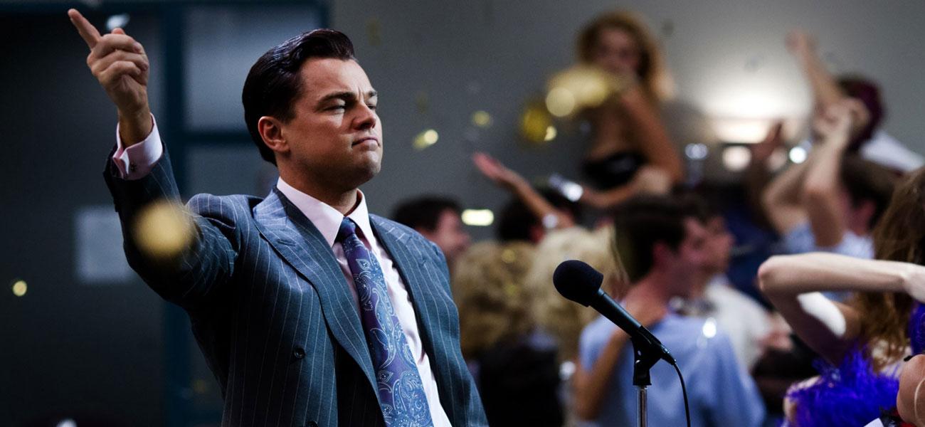 In foto Leonardo DiCaprio (46 anni) Dall'articolo: ONDA&FUORIONDA.