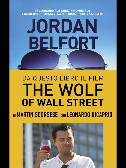 jordan belfort libro  The Wolf, anche libro scala classifiche -
