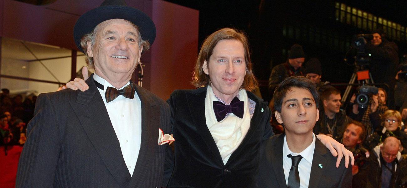 In foto Wes Anderson (50 anni) Dall'articolo: Berlinale 2014, il giorno di Whitaker e Keitel.