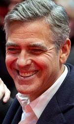 Berlinale 2014, oggi è di scena Lars von Trier - Harry Ettlinger e George Clooney.