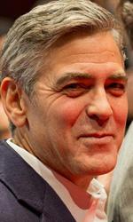 Berlinale 2014, oggi è di scena Lars von Trier - Il red carpet del film di George Clooney Monuments Men.