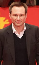 In foto Christian Slater (49 anni) Dall'articolo: Berlinale 2014, scende in campo Gianni Amelio.