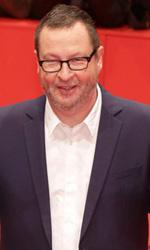 In foto Lars von Trier (62 anni) Dall'articolo: Berlinale 2014, scende in campo Gianni Amelio.