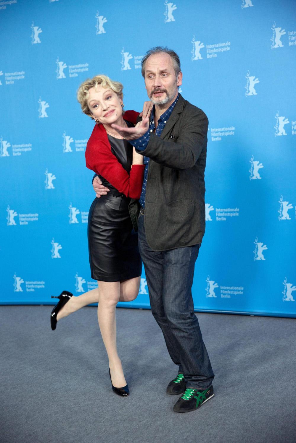 In foto Caroline Silhol Dall'articolo: Berlinale 2014, è di scena la Germania.