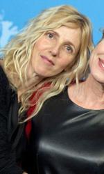 In foto Sandrine Kiberlain (53 anni) Dall'articolo: Berlinale 2014, è di scena la Germania.