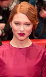 In foto Léa Seydoux (33 anni) Dall'articolo: Berlinale 2014, in attesa dell'Orso d'oro.