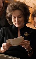 In foto Meryl Streep (72 anni) Dall'articolo: ONDA&FUORIONDA.
