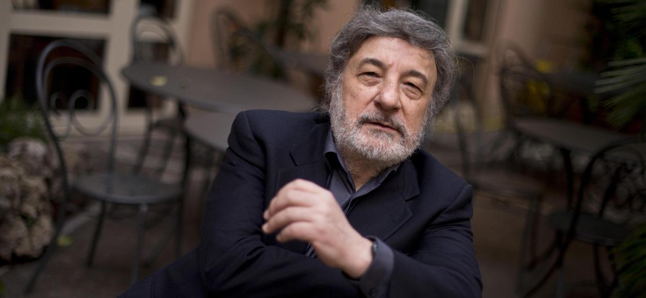 In foto Gianni Amelio (73 anni) Dall'articolo: La politica degli autori: Gianni Amelio.