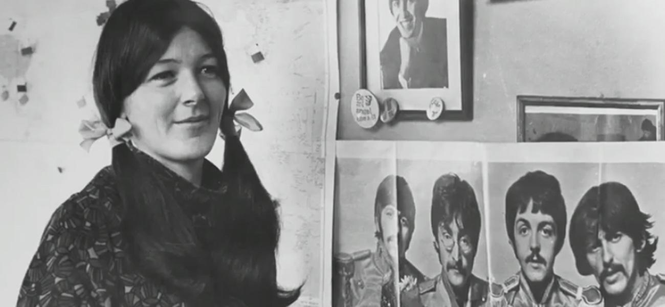In foto Freda Kelly Dall'articolo: Freda – La segretaria dei Beatles in anteprima gratuita a Milano.