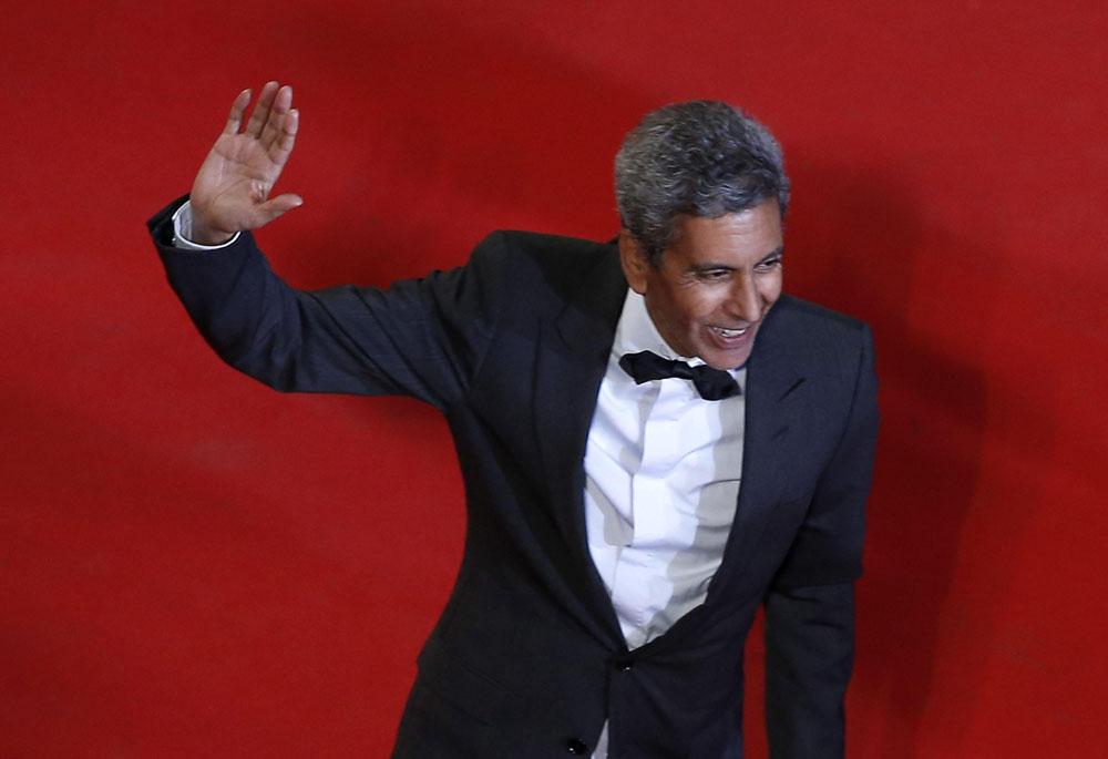 In foto Rachid Bouchareb (60 anni) Dall'articolo: Cannes 67, il giorno di Egoyan e Bilge Ceylan.