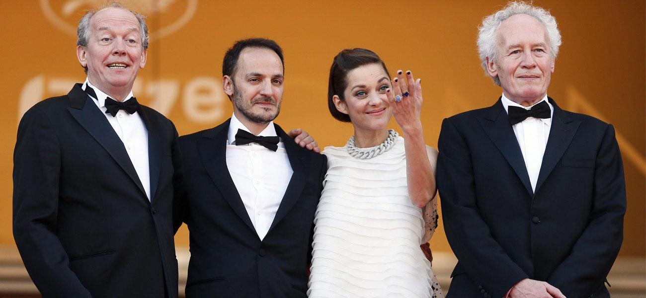 In foto Marion Cotillard (46 anni) Dall'articolo: Cannes 67, il giorno dei premi Oscar.