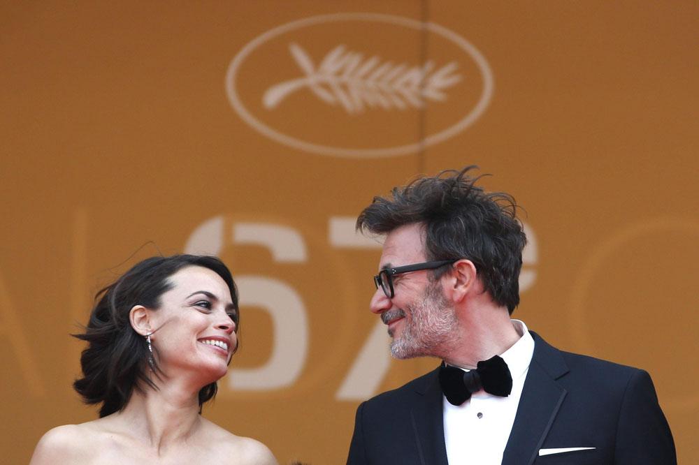 In foto Michel Hazanavicius (52 anni) Dall'articolo: Cannes 67, il veterano e l'enfant prodige.