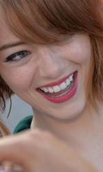71. Mostra del Cinema, le foto del red carpet di Birdman - Emma Stone si concede ai fan.