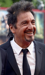71. Mostra del Cinema, doppio red carpet per Al Pacino - Il regista di Manglehorn, David Gordon Green (in foto al centro), in pochi anni è diventato un autore da seguire e da cui aspettarsi qualcosa: Manglehorn non fa eccezione e si colloca sulla stessa linea del precedente Joe.