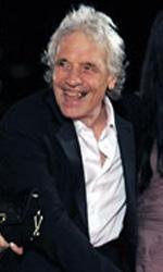 In foto Abel Ferrara (69 anni) Dall'articolo: 71. Mostra del Cinema, Pasolini non delude.
