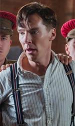 Toronto, The Imitation Game vince il Premio del Pubblico - In foto Benedict Cumberbatch in una scena del film The Imitation Game di Morten Tyldum.