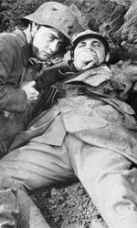 Prima Guerra Mondiale; 100 anni, Bergoglio; i film - In foto una scena del film All'Ovest niente di nuovo (1930) di Lewis Milestone.