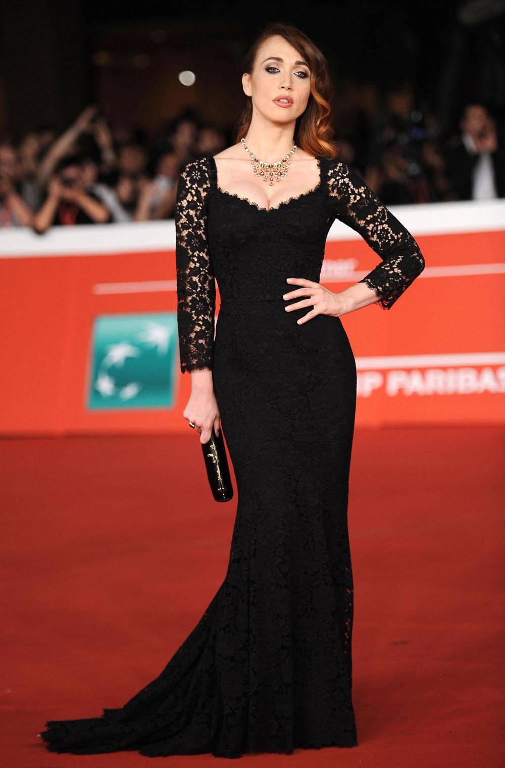 In foto Chiara Francini (41 anni) Dall'articolo: Festival di Roma 2014, si apre con Soap Opera.
