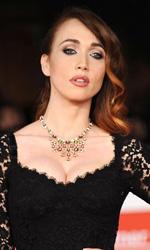 Festival di Roma 2014, si apre con Soap Opera - Chiara Francini sul red carpet di Soap Opera, film d'apertura del 9° Festival Internazionale del Film di Roma.