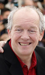 In foto Luc Dardenne (67 anni) Dall'articolo: La politica degli autori: Luc e Jean-Pierre Dardenne.